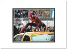Andrew Garfield Signed Photo - Spider-Man